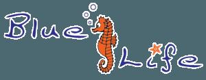 Acquariologia – Napoli – Blue Life Acquariologia Logo